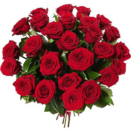 25 Rosas Rojas