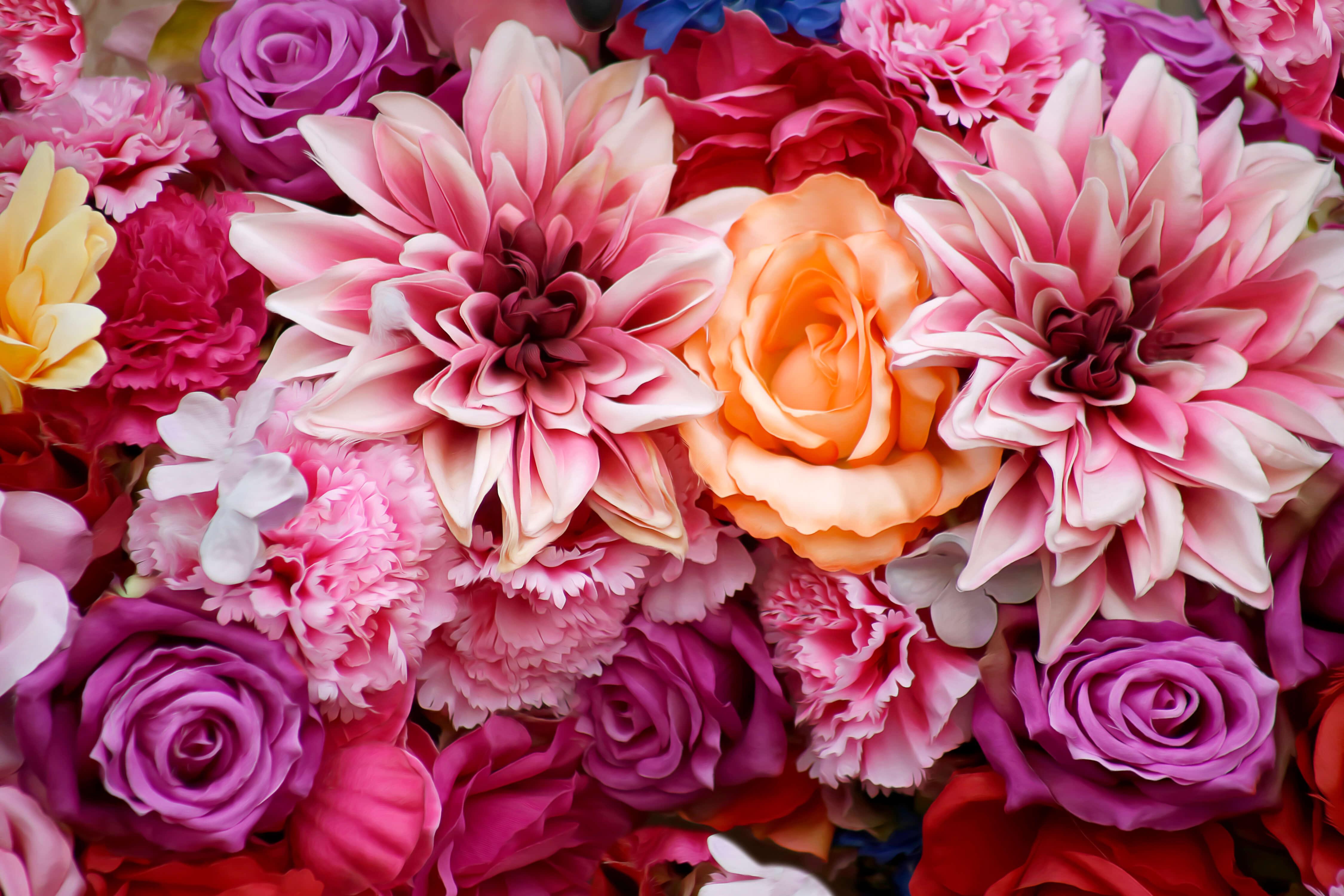 Flores para un Día Especial!!!