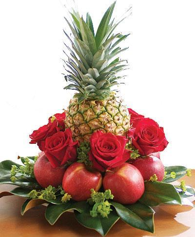 Cesta de frutas 16
