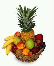 Cesta de Frutas 10